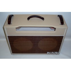 2x12 Combo cabinet for Ceriatone Dizzy 30 amplifier