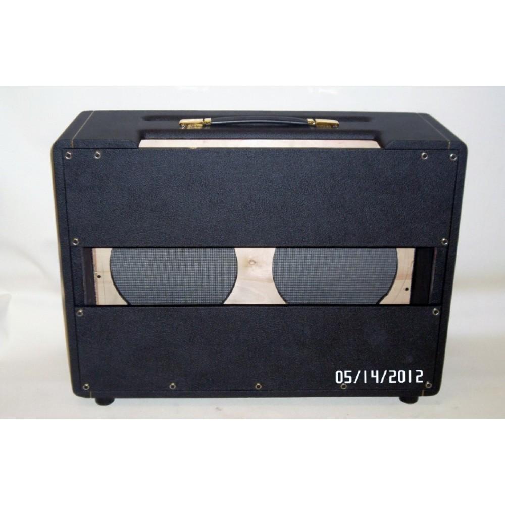 2x12 Speaker Cabinet Marshall Style First Generation 2x12 Blues Breaker Speaker Cabinet